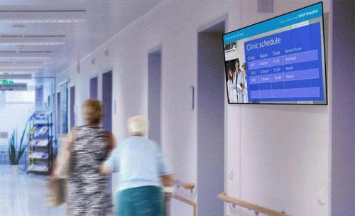 Digital Signage for Government